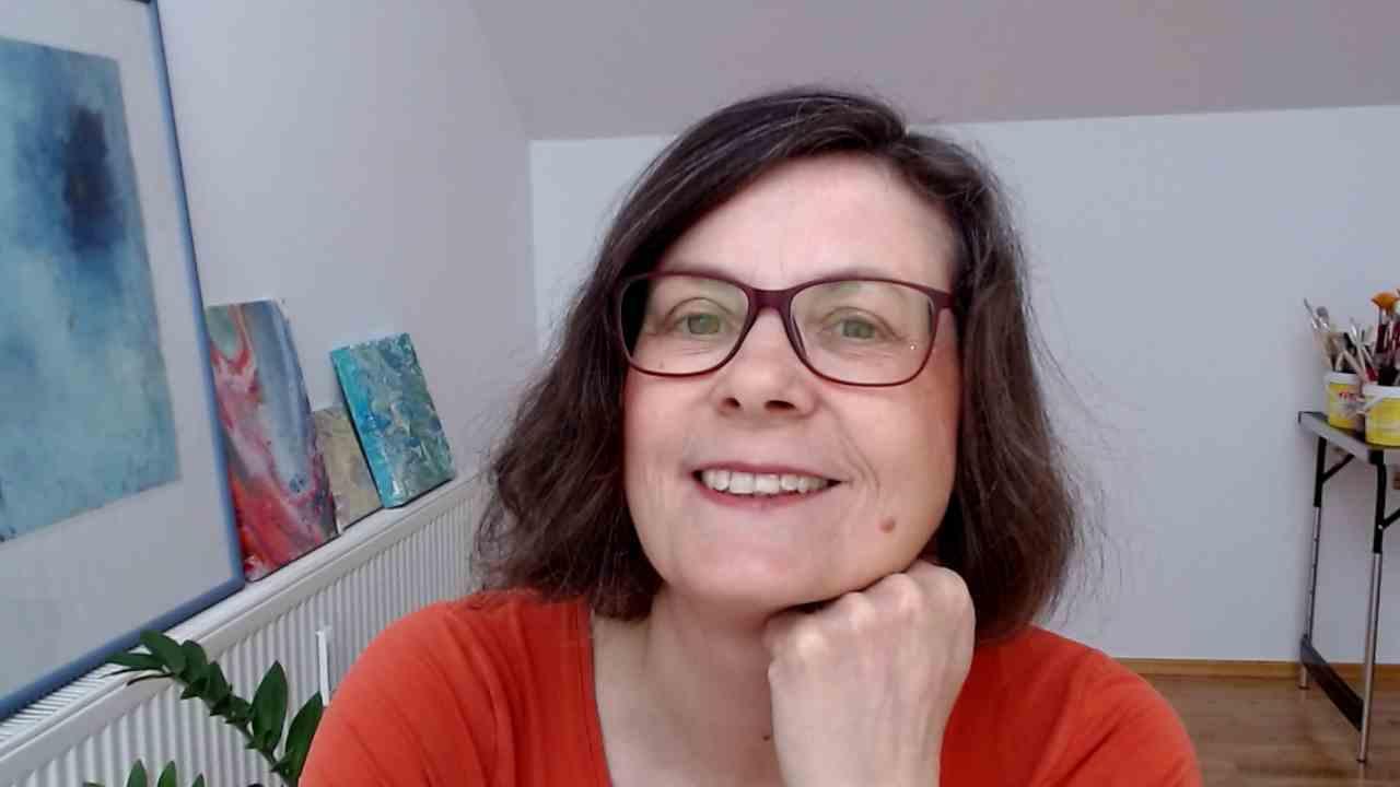 Maria Fahnemann, leiborientierte Kunsttherapeutin