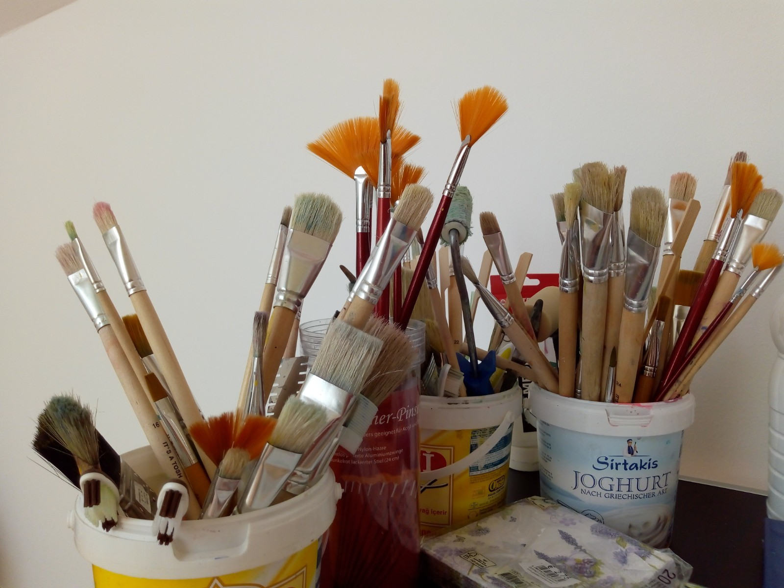 Praxis für Kunsttherapie & kreative Traumatherapie